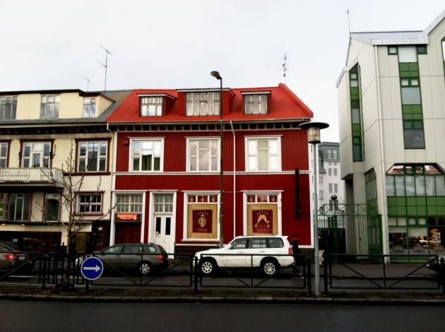 Bar in Reykjavik 101