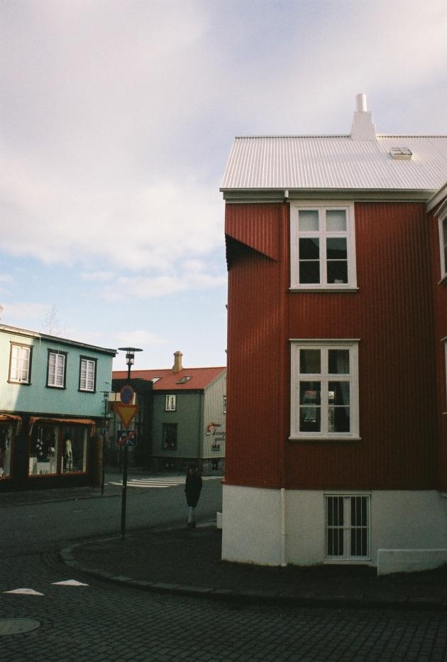 Mjóstræti - Reykjavik, iceland