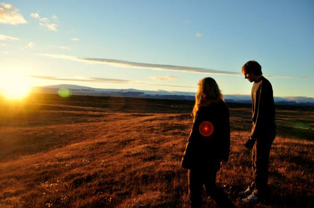 Iceland at Sunset