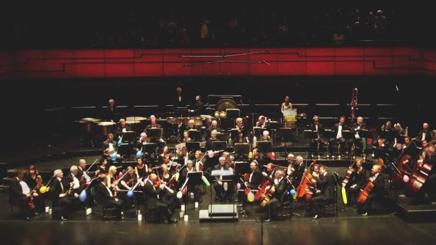 Faroese Orchestra at Harpa