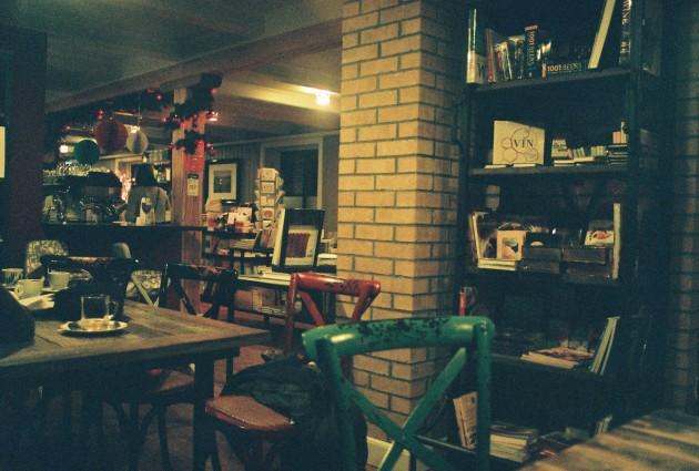 Iða Zimsen Cafe, Reykjavik