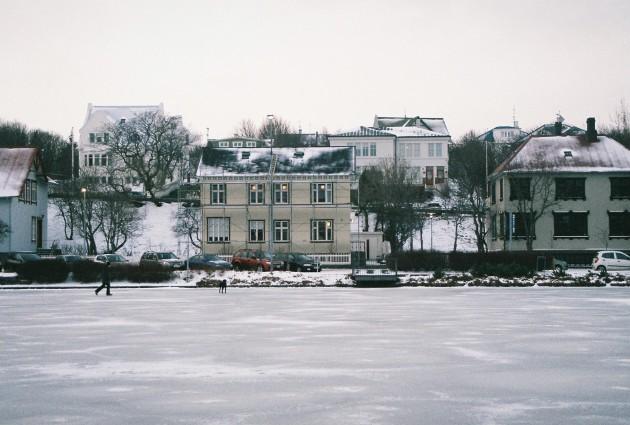 Tjörnin- Reykjavik, Iceland