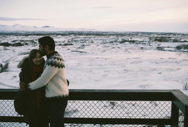 A Wedding at Þingvellir