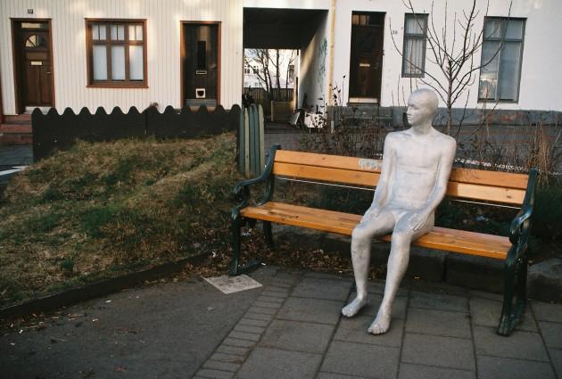 Sculpture by Steinunn Thorarinsdottir