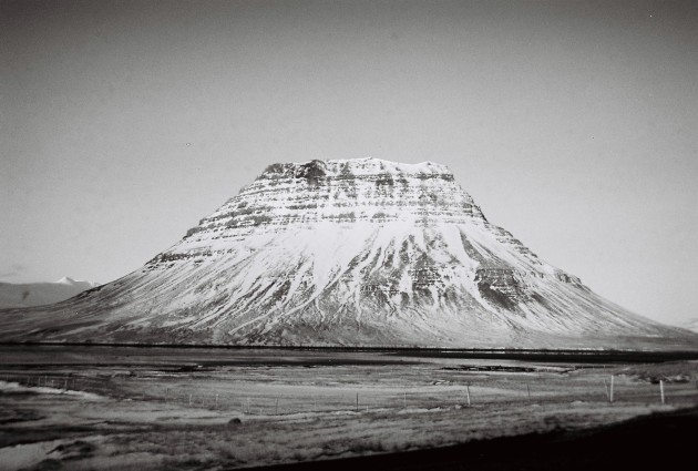 Kirkjufell on the Snæfellsnes Peninsula, Iceland