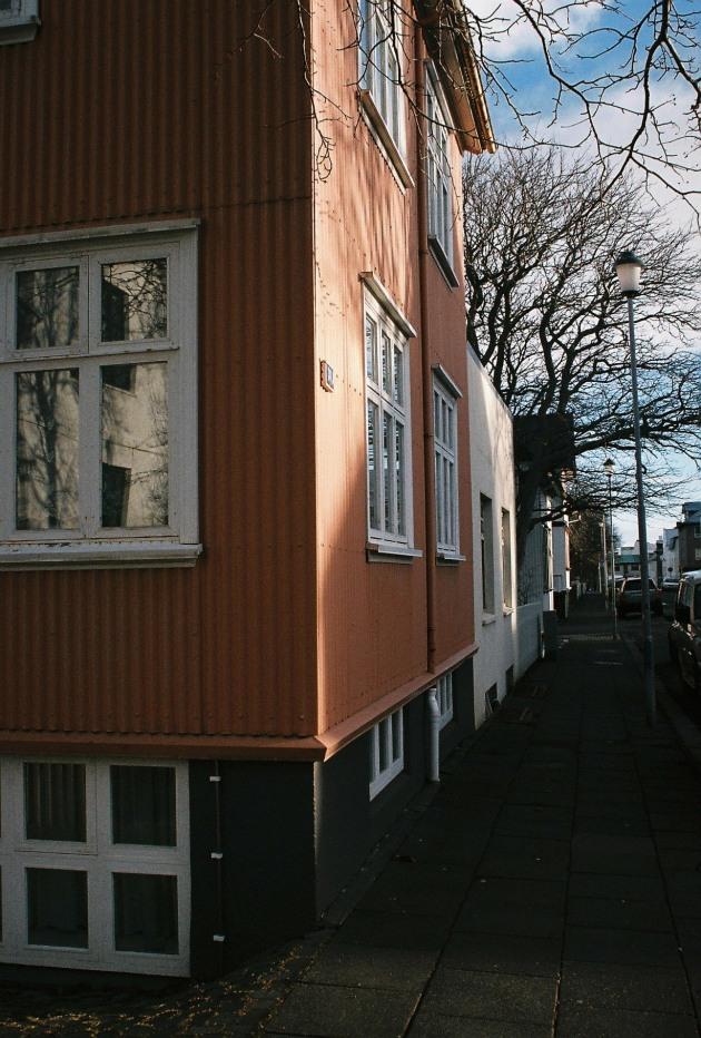 Old West Side- Reykjavik, Iceland