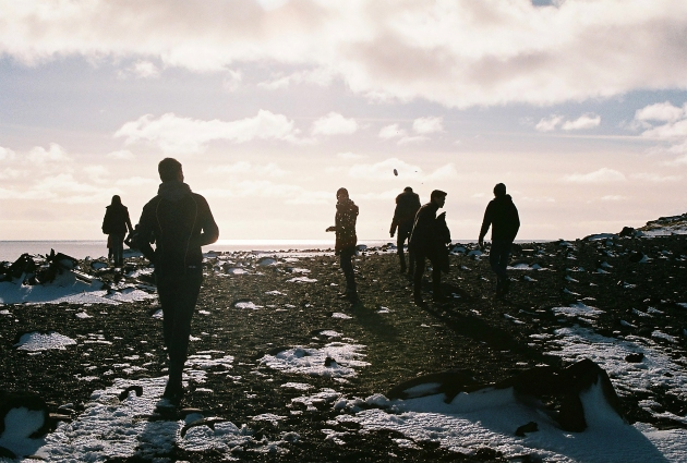Djupalonssandur on the Snæfellsnes Peninsula, Iceland