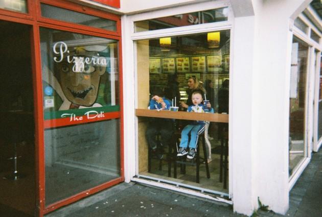 Kids in Reykjavik, Iceland