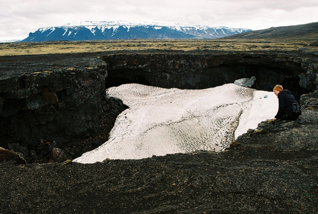 Surtshellir, Iceland