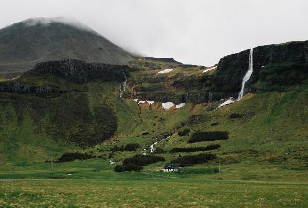 Borgarnes, Iceland