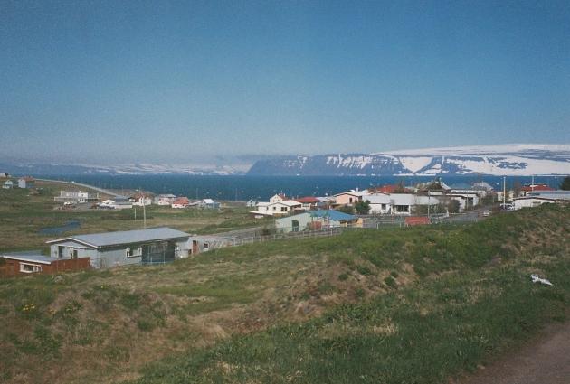 Hnífsdalur, Iceland