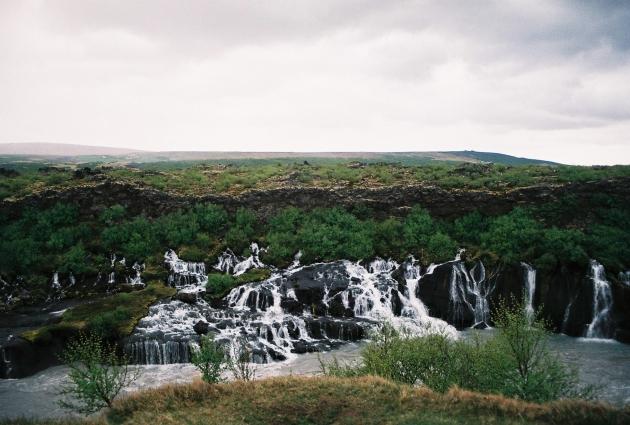 Hraunfossar, Iceland
