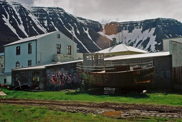 Isafjorður, Iceland