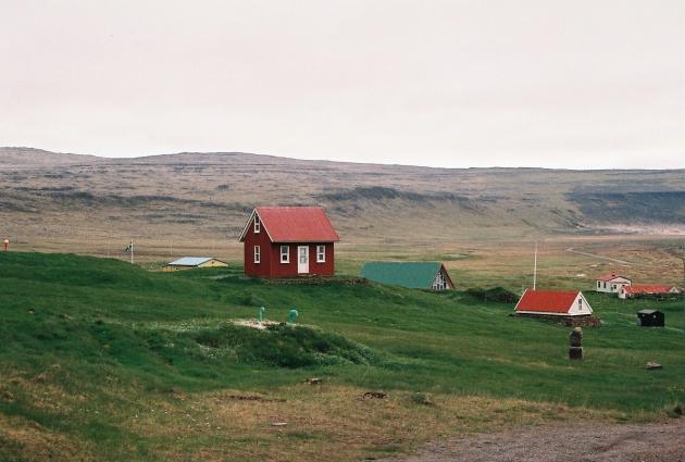 Latrabjarg, Iceland