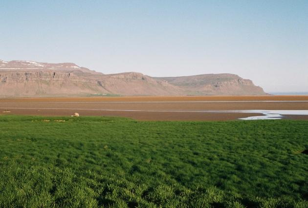 Rauðisandur, Iceland