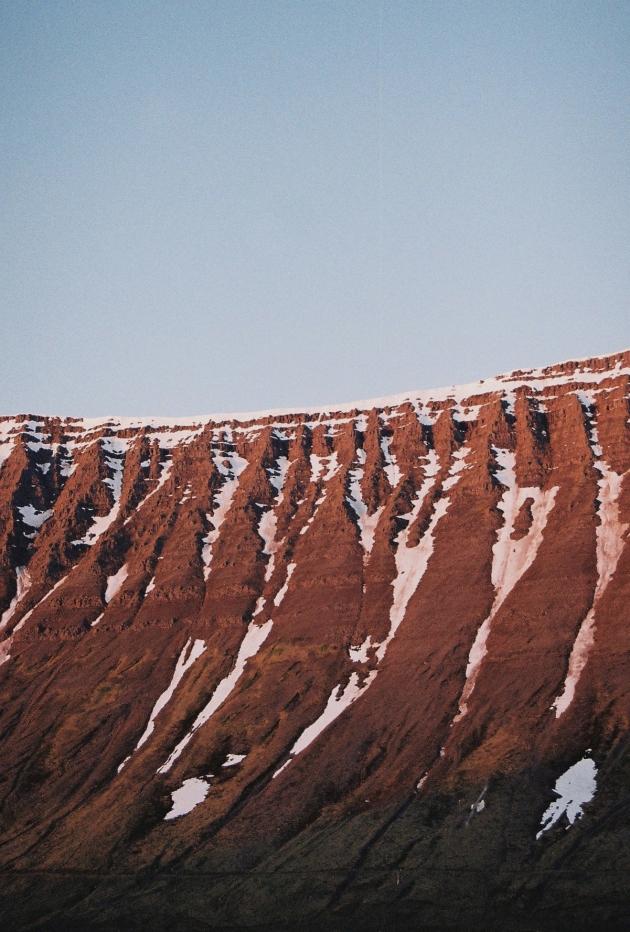 Ísafjorður, Iceland,