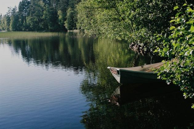 Summer Cabin, Finland