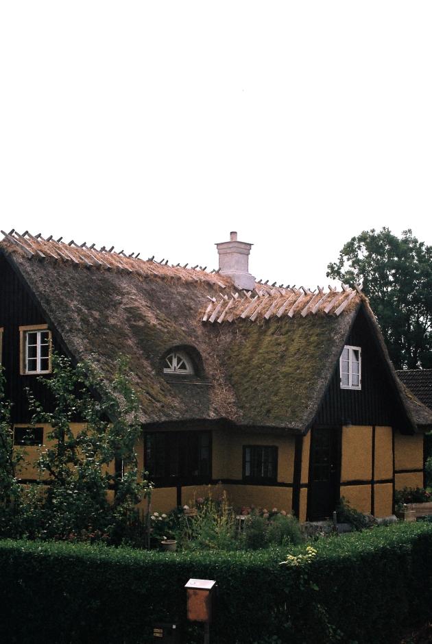 Slaglille Kirke, Denmark