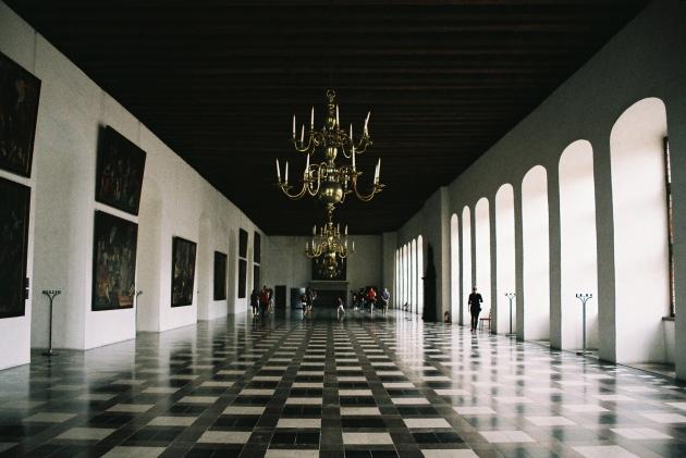 Kronbor Castle,  Denmark, kronborg slot, kobenhavn, travel, 35mm, film photography