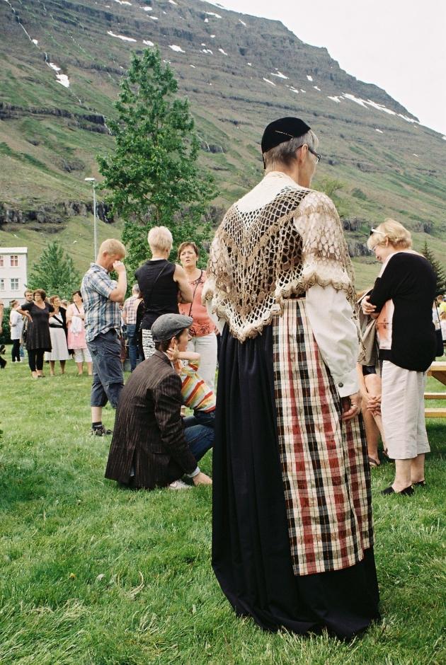 Seyðisfjorður, Iceland