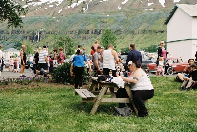 Seyðisfjorður, IcelandSeyðisfjorður, Iceland