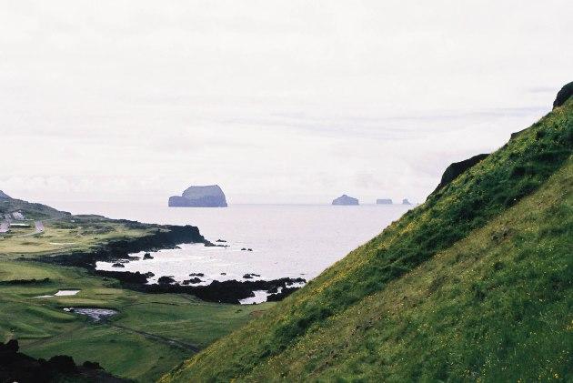Westman Island, Iceland