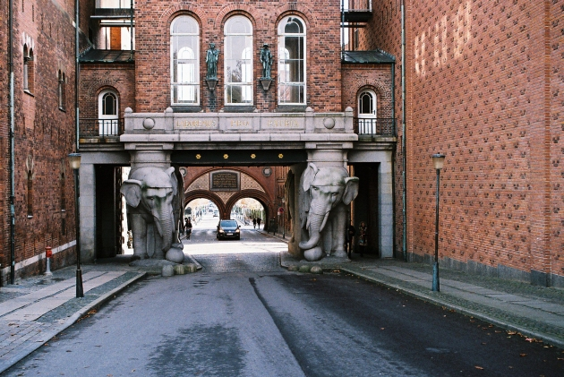 Old Carlsburg Brewery, Copenhagen